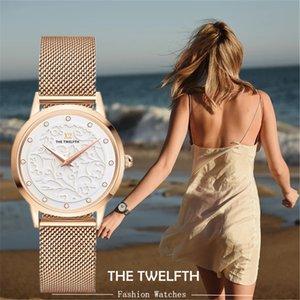New Designer Fashion Women Luxury Quartz Watches 316L Steel High Quality Woman X2 Elegant Reloj 32mm Dial Relojes