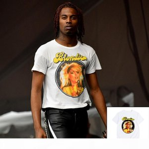 Playboi Carti Blondie Awesome Hip Hop Aesthetic guys rap Vintage T-shirt Cotton Men T shirt New TEE TSHIRT Womens unisex Fashion