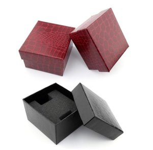 Free Shipping Retail Package Paper Gift Watch Box Red (Don't Sell Separate )