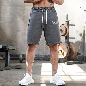 ClassDim Men's Denim Shorts Buona qualità Jeans corti Brevi uomini in cotone solido dritto jeans corto maschile blu casual jeans corto X1116