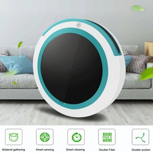 New Smart , Mopping Sweeping Sunction Cordless Auto Dust Sweeper Machine Dry Wet Floor Robot Vacuum Cleaner Y1201