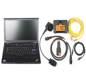 for BMW ICOM A2 diagnostic tool With V2020.08 Engineers s.oftware Plus T420 Laptop Preinstalled Ready to Use