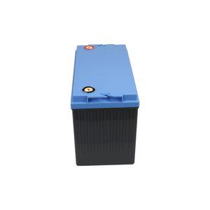 Scatola di batteria del kit fai da te 12V 24V 48 V 60Ah 80Ah 100Ah 120Ah Li ion LifePo4 LTO litio Batteria fai da te Caso di plastica impermeabile in plastica