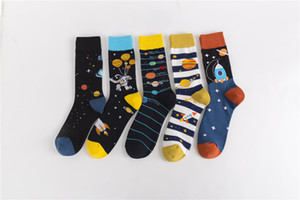 Mens Socks 2021 New Design colorful Unisex Fashion socks Best Quality Crew cotton socks sports wholesale Cheapest Fast Shipment