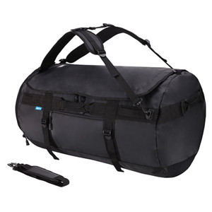 MIER Large Duffel Backpack Sports Gym Bag with Shoe Compartment, Water Resistant Z1121
