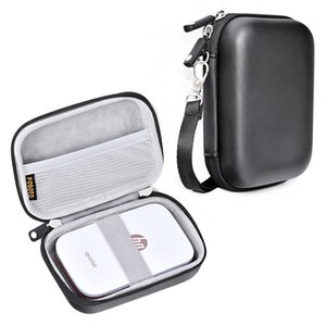 fosoto Case Shell Cover Travel Carrying Storage Bag For Polaroid ZIP Mobile HP Sprocket Portable Photo Printer Q1222