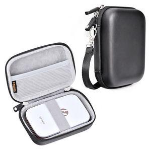 Fosoto Case Cover Cover Travel, несущая сумку для хранения для Polaroid Zip Mobile HP звездочки портативный фотопринтер Q1222