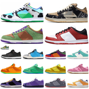 sb dunk low 2020 Dunk Hommes Femmes Chaussures De Course Chicago Civilist Chunky Dunky Orange Ours ACG Terra Lobster Violet Hommes Baskets Sports De Plein Air Baskets