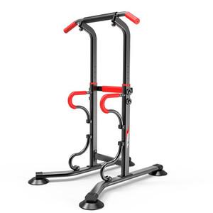 Barres horizontales Multi-grip Min Up Push Gym Station Power Ross d'alimentation Enfant Fitness Hauteur Équipement réglable 6 Niveau