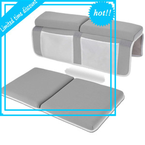 New Arrival Design Fordable Baby Bath Kneeler Elbow Rest Pad Set Soft Supportive Cushions