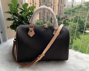 2020 New Women Messenger Bag Viagem Estilo Clássico Moda Sacos de Ombro Sacos Senhora Totes Bolsas 30 cm com chave de bloqueio 112xcd # 87400