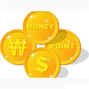 أكياس crossbody تدفع المال لتكلفة صندوق إضافي أو شحنة DHL، 1 قطعة فقط = $ 1USD 326-14