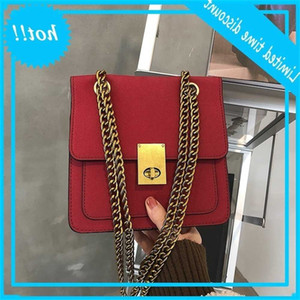 female 2021 Korean Single Shoulder Messenger Fashion Small square bag new Year