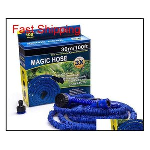 Hot Selling 75ft Garden Hose Expandable Magic Flexible Water Hose Eu Hose Plastic Hoses Pipe With Spra jllTSi sport777