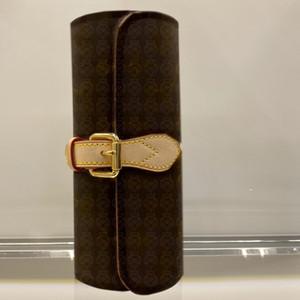 3 Guarda Case Box Mens Designer Designer Donne Sacchetto Timepates Accessorio per viaggi Trimmings Colori Nero