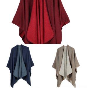 AOX Otoño y seda NewPashmina Bufanda Plaid Winter Wool Larga de alta calidad Bufanda de alta calidad SHL SHL Bufanda de seda Damas salvaje Dual-uso grande