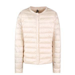 Schinteon Light Down Jacket 90 White Duck Down Spring Autumn Warm Slim Women Fashion Outwear 12 Colors 2019 F jllWgD