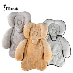 Baby Stroller Seat Cotton Comfortable Soft Child Cart Mat Infant Cushion By Pad Chair Pram Car Newborn Pushchairs Accessories B1203