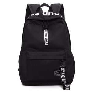 Teenagers School Bag Men Women Backpack Laptop Backpack Boys Girls School Backpacks Shoulder Bag Mochila