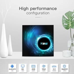 2020 new Original T95 Smart Android 10.0 Youtube HD 6K Google Voice Assistant TV Box PK H96 X96Q MAX