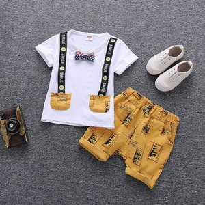 Baby Boys Clothes Summer Children Clothing Cartoon New Kids Cotton Cute Sets Baby Boy Outfit Costumes Baby Clothing Set