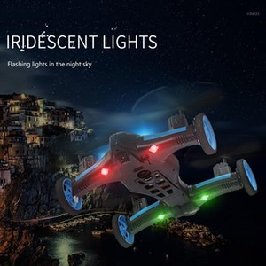 2.4G RC DRONE AIR TERRENO AIR COCHE H23 Quadcopter con luz One-Key Devolución Control remoto Drones Modelo Helicopter Mejor Juguetes1