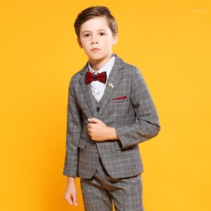 Trajes de niños para bodas Disfraz Enfant Garcon Mariage Boys Blazer Jogging Garcon Kids Suits1