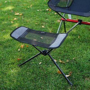 Camping Chair Retractable Footrest Portable Folding Connectable Chair Rest Backpack Beach Fishing Outdoor Chairs Foot Rest Z1130