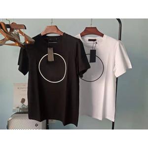 Bahar ve Yaz Gevşek Ince Ceket T-shirt Üst Katı Renk Kısa Kollu Gömlek Kadınlar Için Top2FPHV