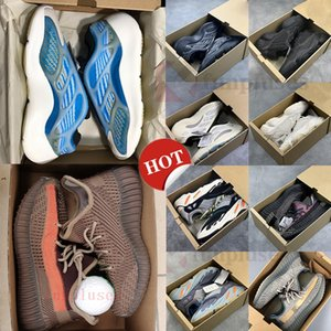 Eur 36-48 Kanye West V3 Azael Alvah Arzareth 700 Static Sun Running Shoes 500 Blush Carbon Ash Blue Pearl Mens Sneakers Womens Trainers