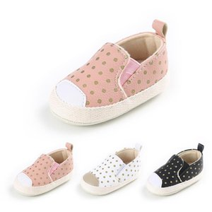 Baby Girl Shoes Newborn Toddler Girl Soft Sole Fashion New designed PU Leather Casual 0-18 months Princess Shoes First Walkers