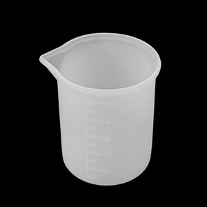 100ml Silicone Measuring Cup Split Cup Resin Silicone Mould Handmade Tool Diy Epoxy Resin Mould Jewelry Making Findings Tool bbyuLZ sweet07