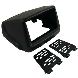 Car Stereo Radio DVD Panel Audio Mount Fascia Kit for Doblo 2002-2020 DVD Refitting Frame Dash Kit1
