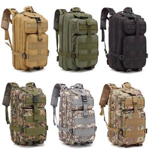 30L Men's Tactical Backpack Outdoor Rucksacks Waterproof Sports Camping Trekking Hiking Fishing Hunting Bags For Male