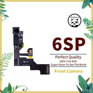 Origina iPhone 6s Plus Front Faced Camera con cavo Flex Proximity Sensore flash Smartphone Smartphone Front Front Sostituzione della fotocamera frontale per iPhone 6Splus