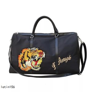 Tiger nylon travel Womens Duffle pattern wholesale Bag Gym Sports Bag foldable sport duffel bag waterproof travel gym duffle bag bcSCu MUKK