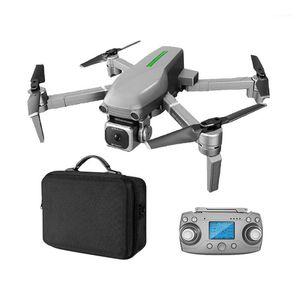 RC كوادكوبتر 5 جرام L109 طائرة بدون طيار GPS 4K HD كاميرا wifi fpv فرش موتور طوي selfie الطيار 1