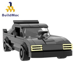 MOC-21806 Wild'Pursuit Special' Spaceship Vehicle Super Car Model Building Blocks Children's Toys J1204