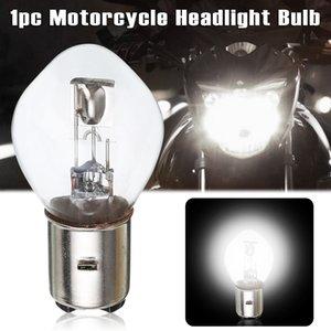 Mayitr 1pc Universal Motorcycle B35 BA20D 12V 10A 35W Headlight Bulb For Moto Scooter ATV High Quality Lamp