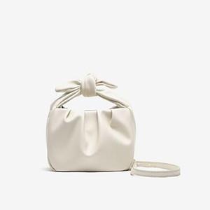 DIY Hand Hobos Tasche Schmetterlingsmode PU Leder Frauen Schulter Crossbody Bag 2021 Neue Frauen Handtaschen Geldbörsen