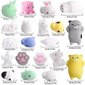 2020 Новое поступление животных пельмени кошка творческие вентиляционные дети слепые ящики игрушки декомпрессионный игрушка для ребенка играть