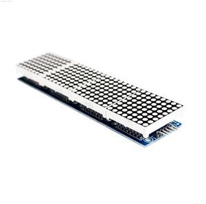 Wholesale-free Shipping Max7219 Dot Matrix Module For Arduino Microcontroller 4 In One Displ sqccbD bdenet