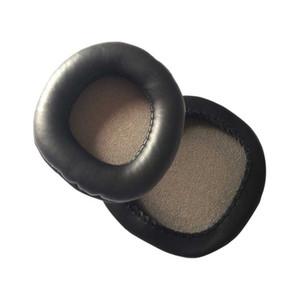 Для Plantronics Audio 355 955 Premium Кожаная губка пены ушная подушка A355 A955 Замена ушных подушек для наушников