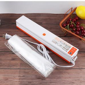 Scellant alimentaire à vide Tinton Life avec sacs à sceller à vide à 10 pcs pour la machine d'étanchéité des aliments à vide à la maison FY7385