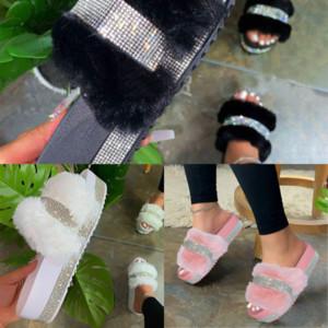 aQGw0 Men Flat slipper Summer Beach women flip-flops leather lady Slippers designer Metal Women shoes high quality fashion Ladies slippers