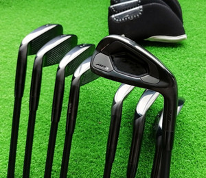 Tit Golf Clubs 718-AP3 Tour Distance Golf Club Group Black Limited Edition 3456789P (set di 8 pezzi)