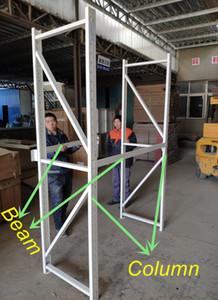 Lab Storage Shelf Steel Goods Shelving Laboratory Shelf Store Rack for Lab School Workshop Warehouse Use