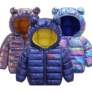 Infant Coat Autumn Winter Jackets For Baby Girls Jackets Kids Warm Outerwear Coats For Baby Girls Clothes Newborn Jackets 201128
