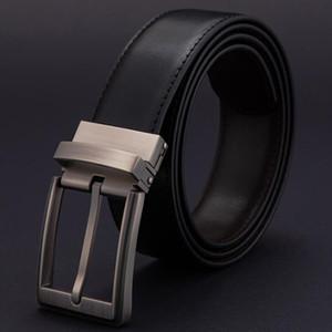 2020 cinture di marca Donne e uomini Belt Designer Belt Belt Gold and Sliver Fibbia Brown con cinturino in pelle tigre con cinture alte senza scatola