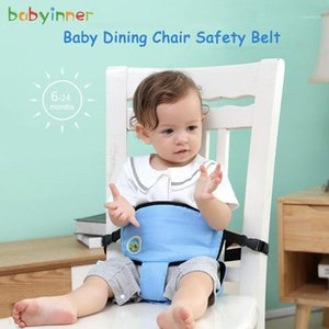 Babyinner Dining Chair Safety Belt Anti-fall Fixed Belt Infant Protective Equipment Portable Baby Seat Stretch Wrap1